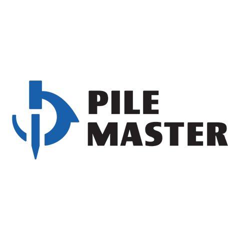 Logo Pile Master