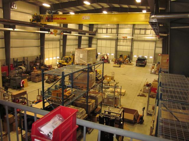 Uxbridge Facility