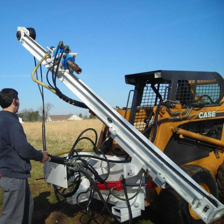 Word Skid Steer Drill Attachment 02