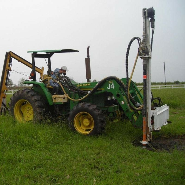 Word Skid Steer Drill Attachment 03