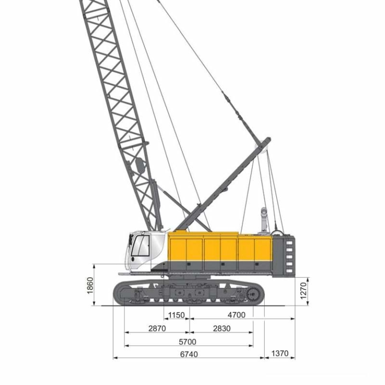 Mc 76 Duty Cycle Crane