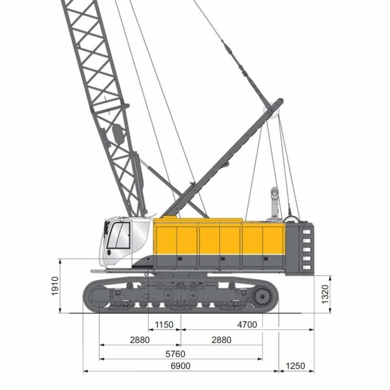 Mc 86 Duty Cycle Crane