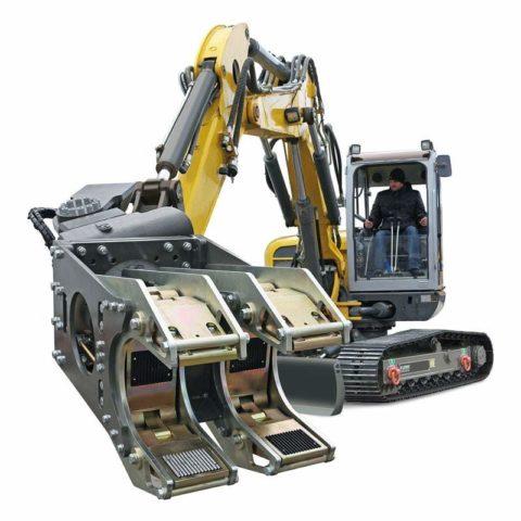 Hbr 122 Handling System