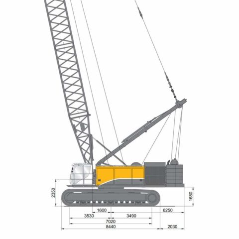 Mc 128 Duty Cycle Crane